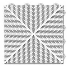 BR Bergo Unique White 10 mm (balenie 1m2)